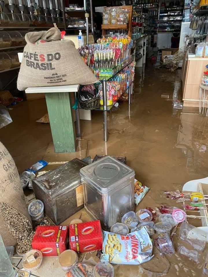 Καρδίτσα: Μια πληγωμένη πόλη – Νέες εικόνες από το πέρασμα της κακοκαιρίας