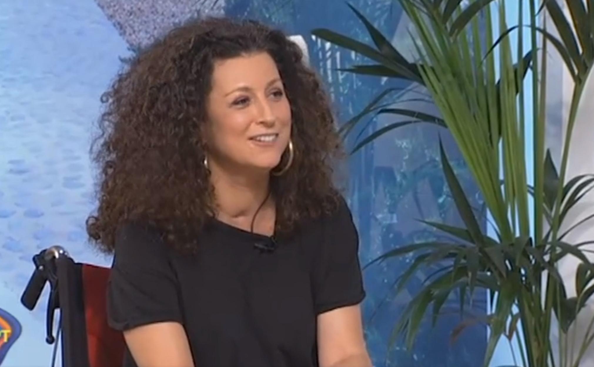Κατερίνα Βρανά: «Όταν συνήλθα πια από το κώμα, ήμουν παράλυτη από τον λαιμό και κάτω»