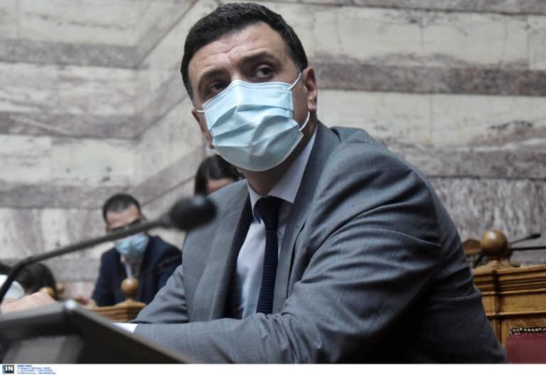 «Βόμβα» Κικίλια: «Πάνω από 900 τα ενεργά κρούσματα κορονοϊού στο ιστορικό κέντρο της Αθήνας»
