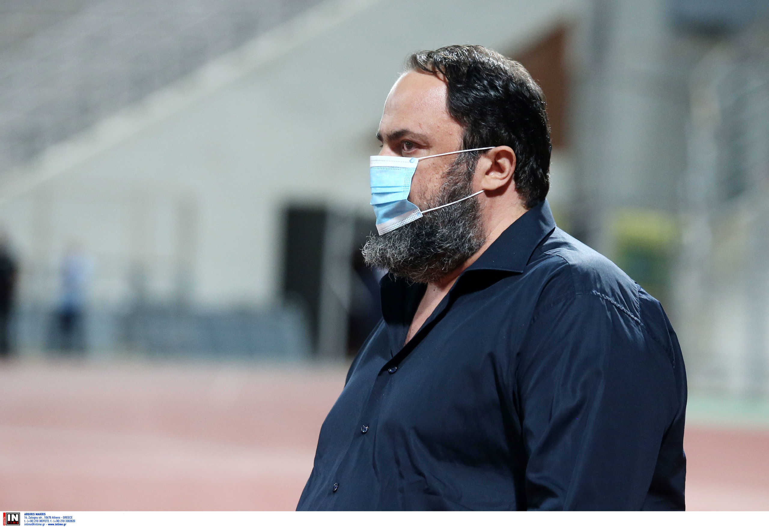 Ομόνοια – Ολυμπιακός: Στην Κύπρο για το κρίσιμο ματς ο Μαρινάκης