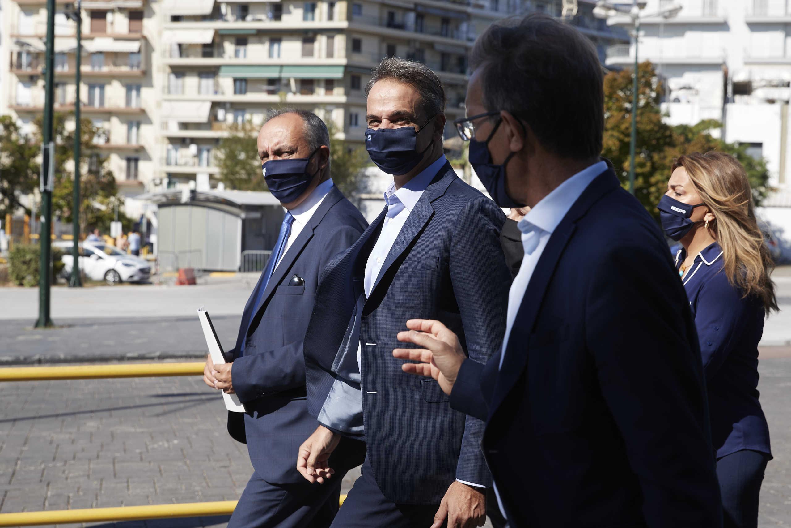 Μητσοτάκης: Η συνάντηση στη Θεσσαλονίκη που… θα του μείνει (pics)