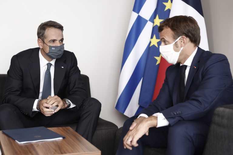Επαφή Μακρόν – Μητσοτάκη με άρωμα… Τουρκίας! Πιέζει για κυρώσεις η Ελλάδα