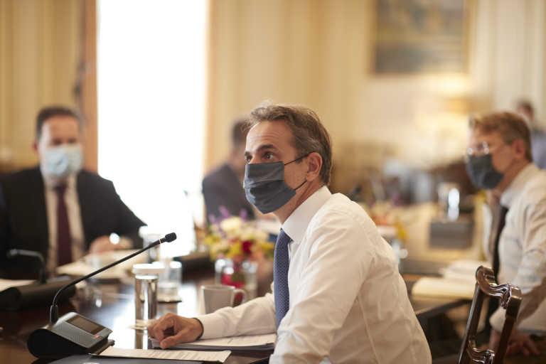 """Τα """"γκάζια"""" Μητσοτάκη στους υπουργούς του – Ποιοι βρέθηκαν στο στόχαστρο του πρωθυπουργού"""