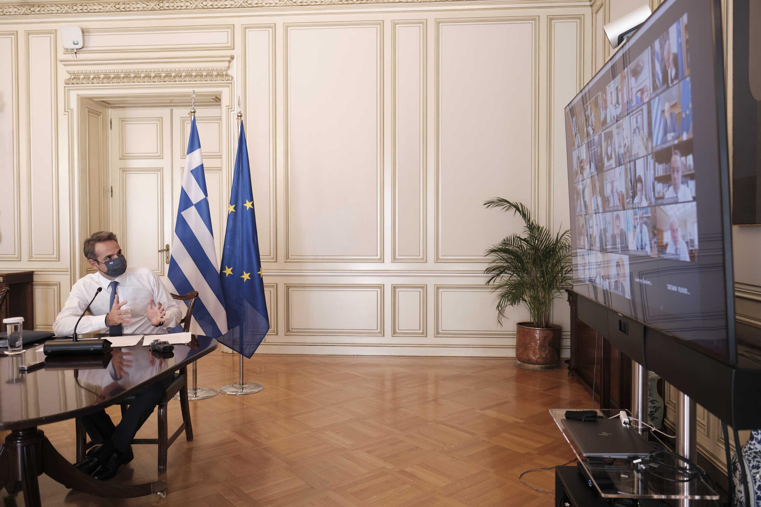 Συστάσεις Μητσοτάκη στους υπουργούς του: Αναλάβετε τις ευθύνες σας! Δεν είστε αναρμόδιοι