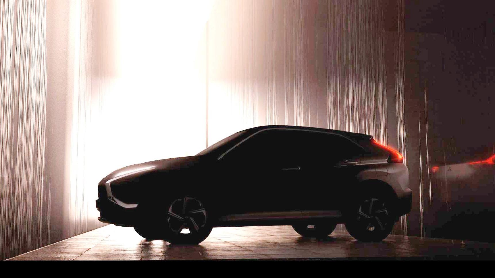 Έρχεται ανανέωση για το Mitsubishi Eclipse Cross