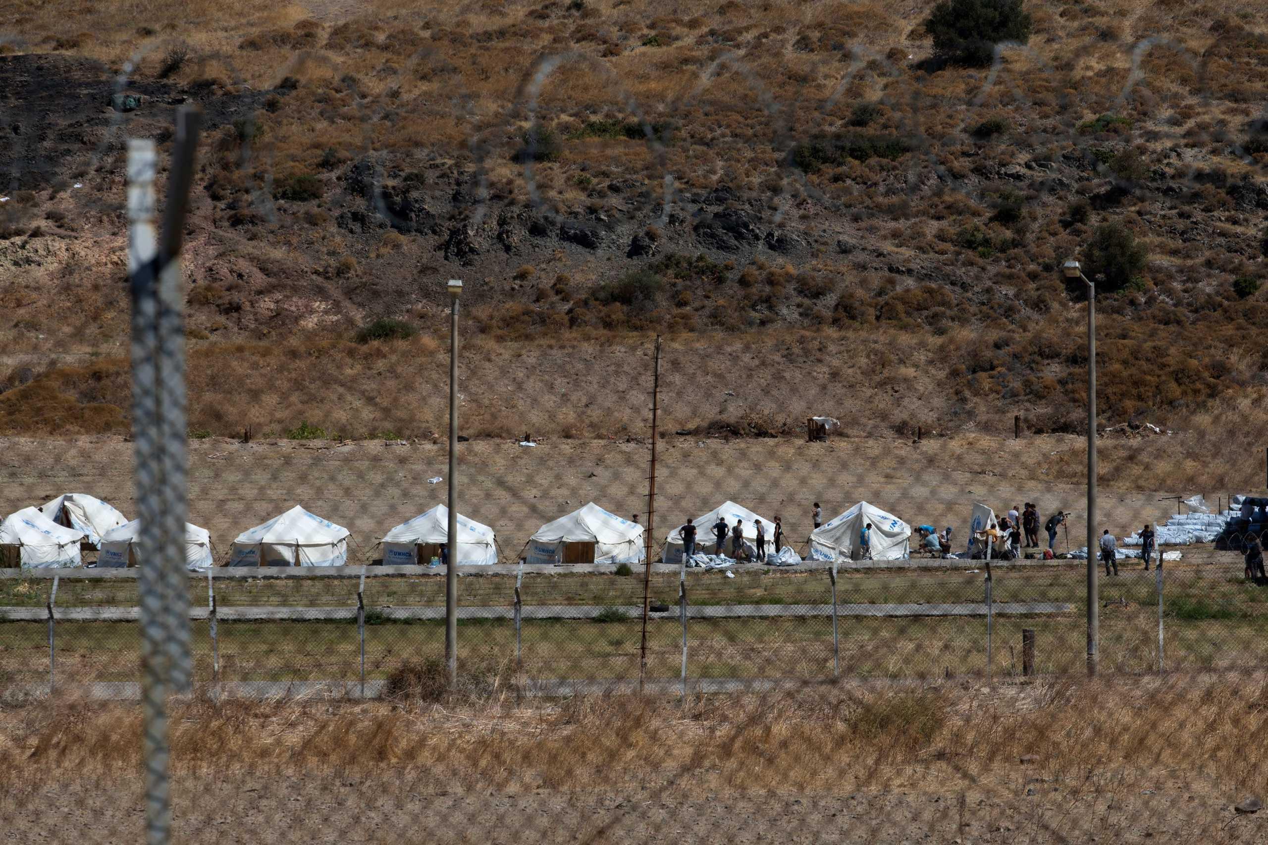 Λέσβος: Εκκενώνεται για να κλείσει ο  καταυλισμός του Καρά Τεπέ – Το σχέδιο στην τελική του φάση