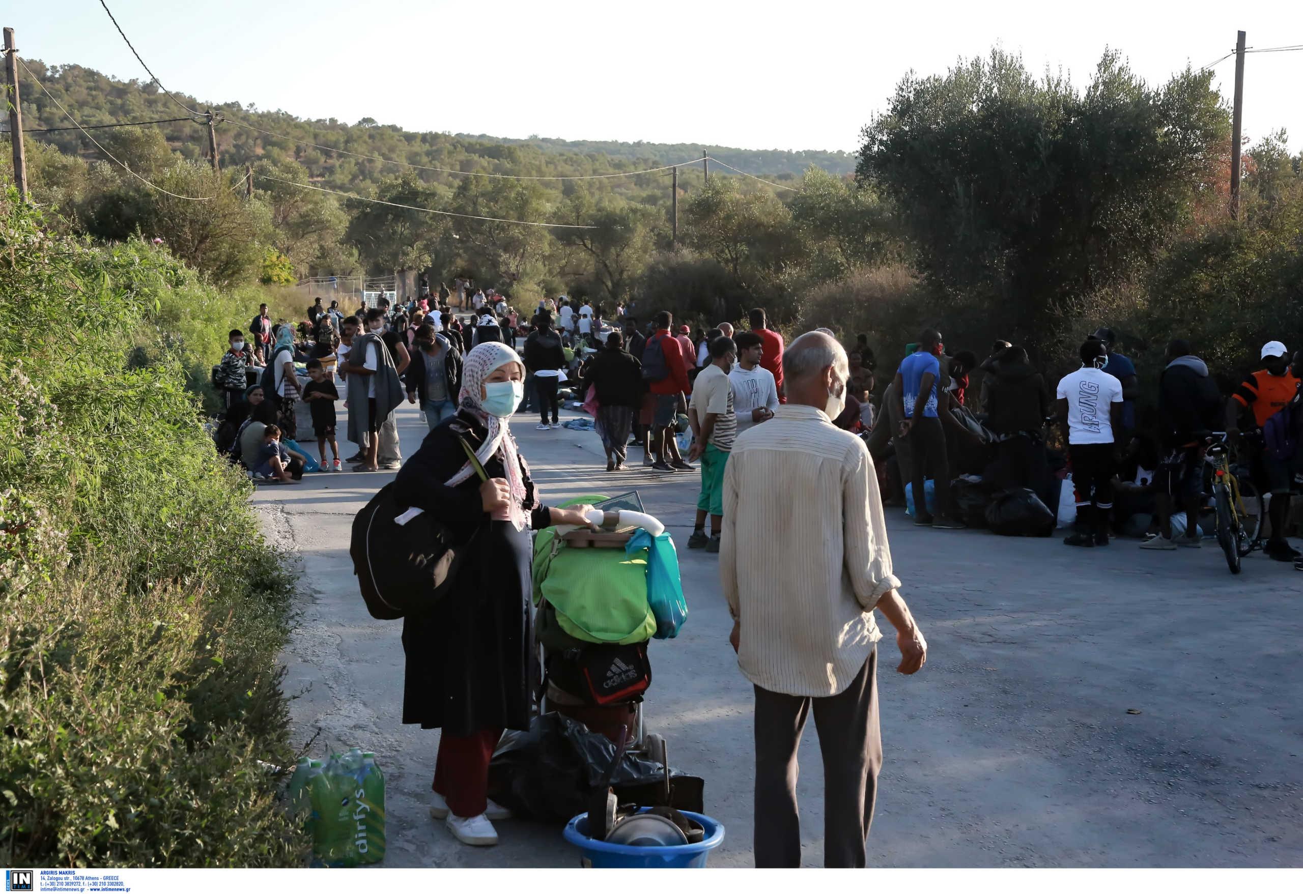 Μόρια: 13.000 άστεγοι και εικόνες απόλυτης καταστροφής – Σε κατάσταση έκτακτης ανάγκης η Λέσβος για 4 μήνες