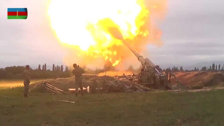 """Ναγκόρνο Καραμπάχ: """"Παύσατε πυρ"""" συμφώνησαν Αρμενία – Αζερμπαϊτζάν!"""