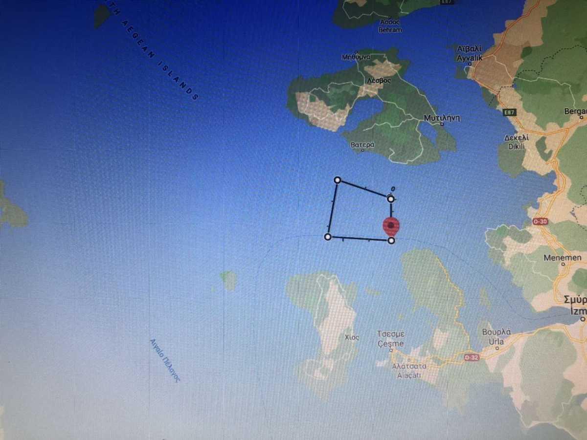 """""""Βροχή"""" από τουρκικές NAVTEX – Ασκήσεις κοντά σε ελληνικά νησιά, έρευνες στην Κύπρο..."""