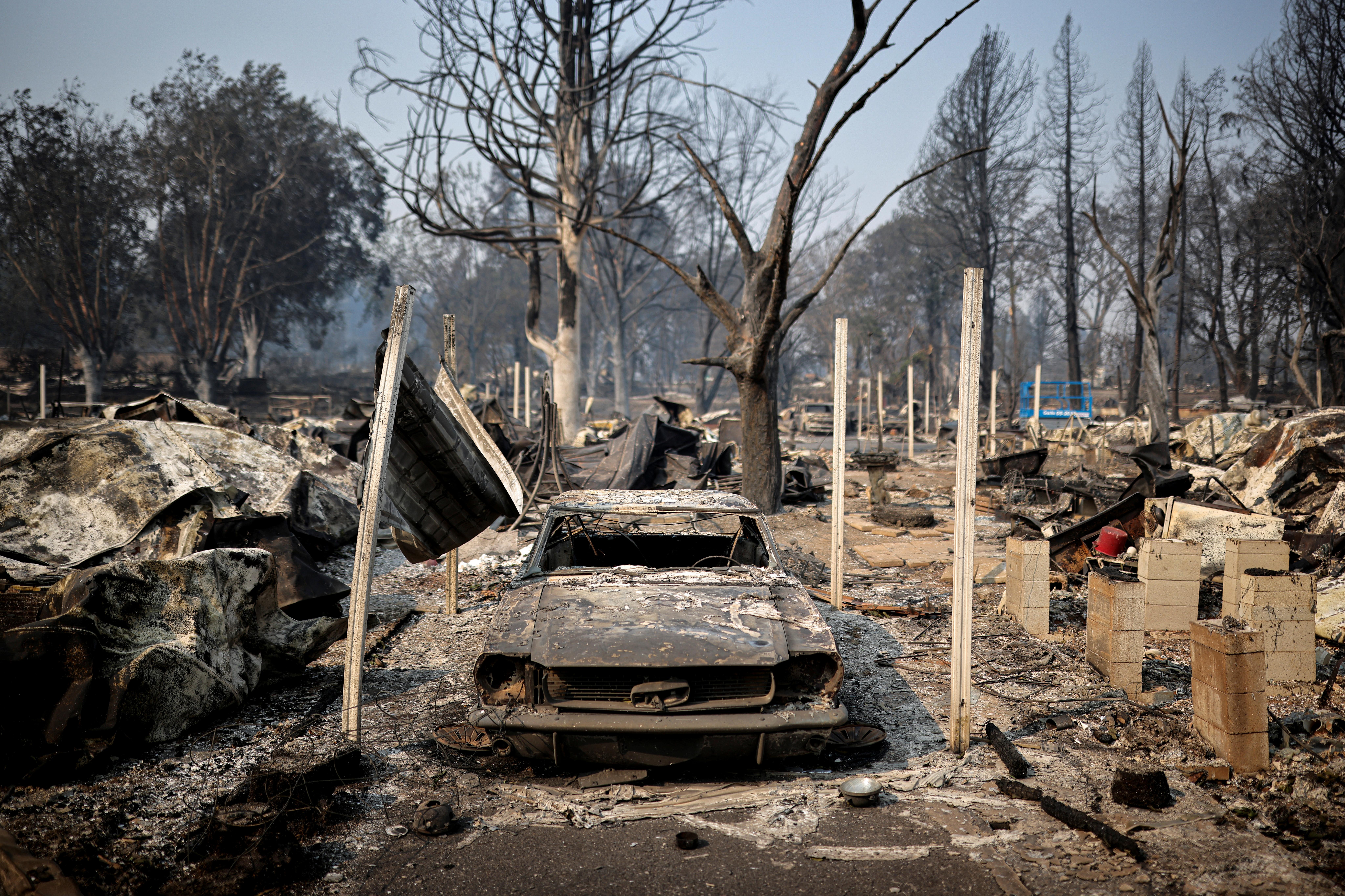 ΗΠΑ: Νεκροί και αγνοούμενοι στις φονικές πυρκαγιές στο Όρεγκον