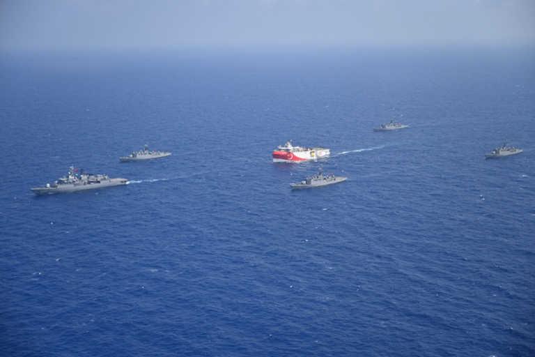 Προκλήσεις δίχως τέλος: Νέα τουρκική NAVTEX για το Oruc Reis