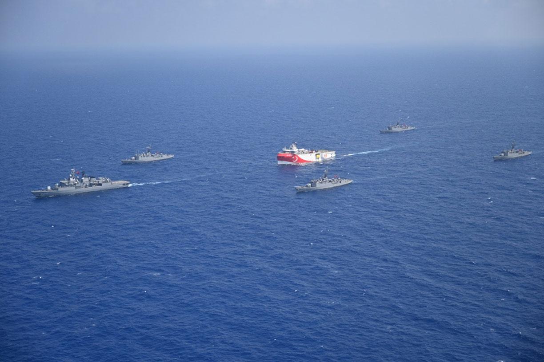 Με αντι – NAVTEX για το Καστελλόριζο απαντά η Τουρκία στην Ελλάδα