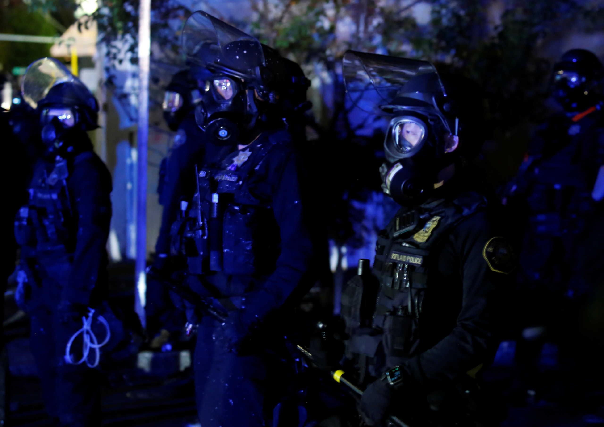 Συγκέντρωση ακροδεξιών Proud Boys στο Πόρτλαντ – Φόβοι για επεισόδια και συγκρούσεις