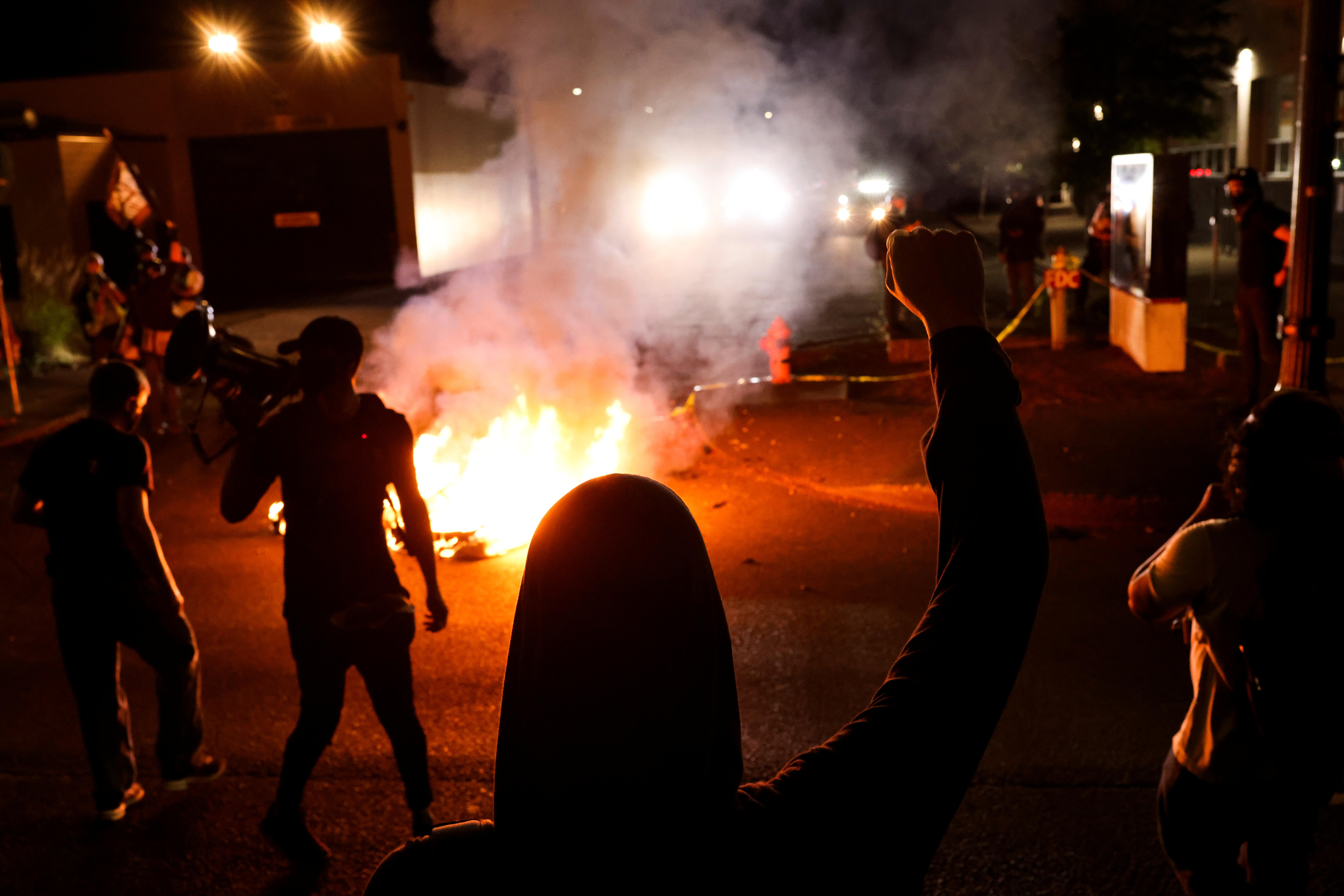 Τέλος τα δακρυγόνα στο Πόρτλαντ! Απαγορεύονται με απόφαση Δημάρχου