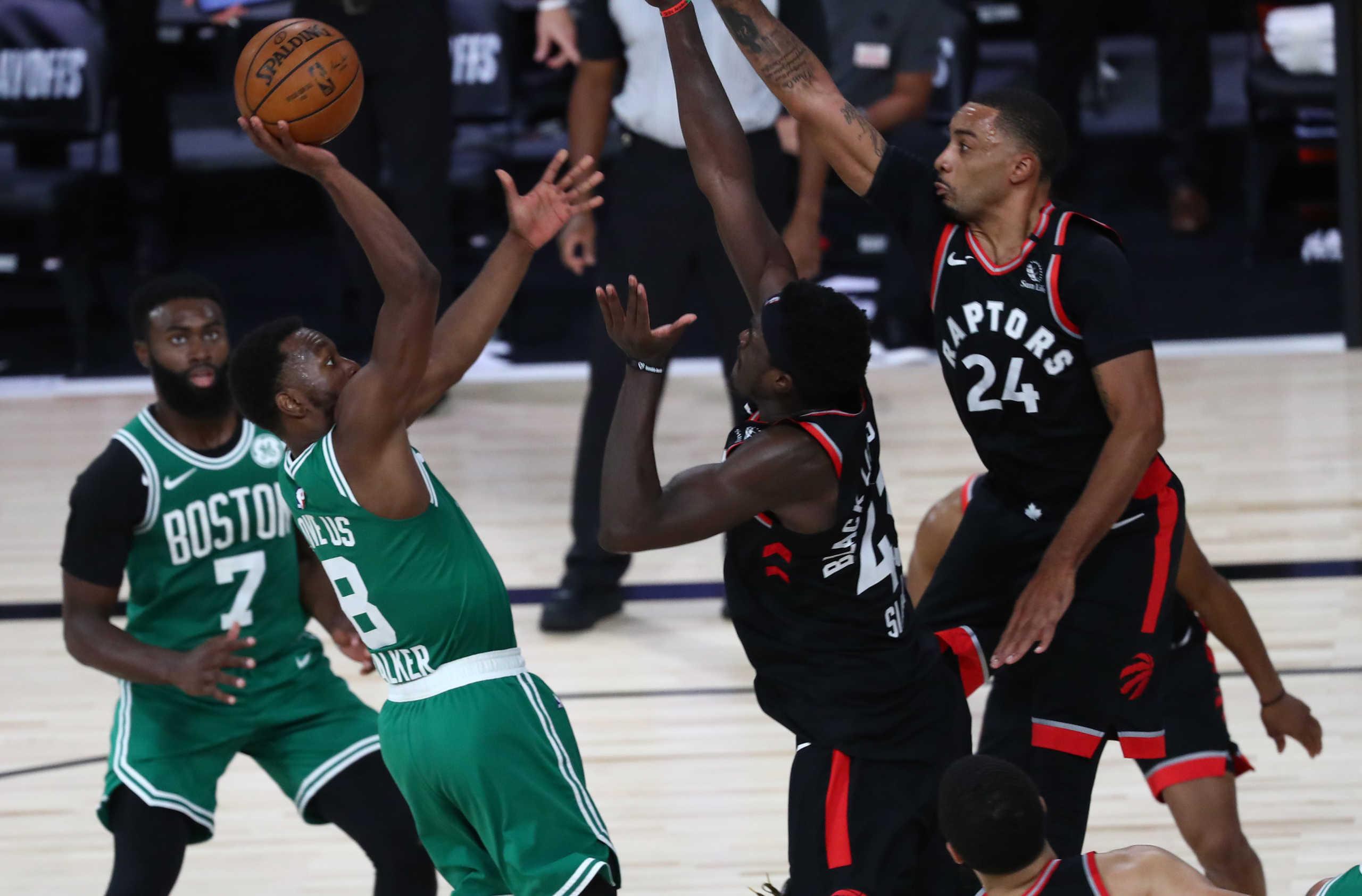 "NBA: Ισοφάρισαν οι Ράπτορς – ""Αγκαλιά"" με την πρόκριση οι Κλίπερς (vids)"