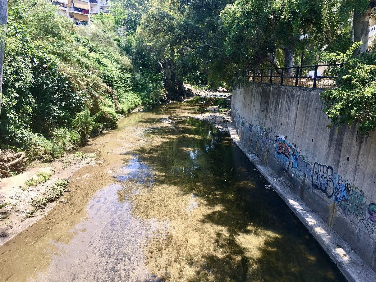 Θεσσαλονίκη: Έργα ανάσα σε Περαία και Μηχανιώνα! Αντιπλημμυρικές παρεμβάσεις σε 9 ρέματα