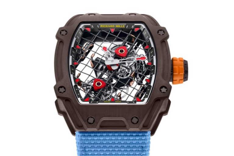 Δείτε το νέο ρολόι Richard Mille του Ραφαέλ Ναδάλ - Κοστίζει 1.050.000 δολάρια!