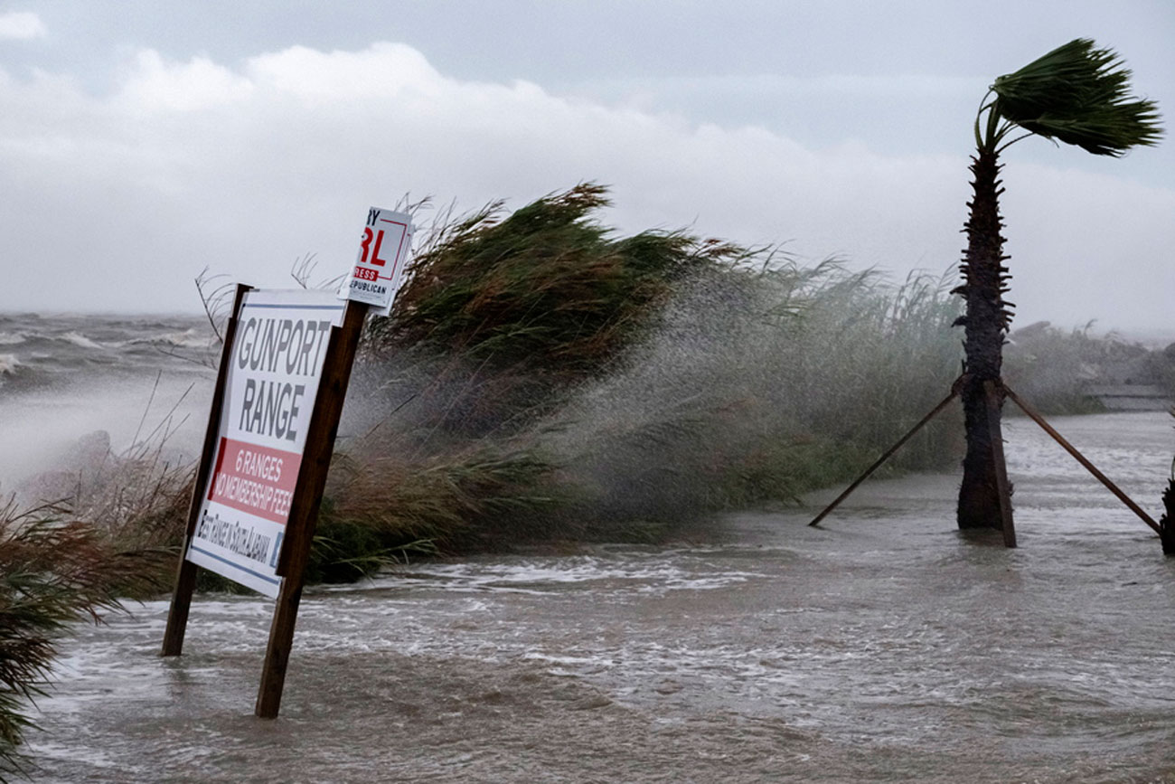 Σε κατάσταση έκτακτης ανάγκης η Φλόριντα – Απειλεί ο κυκλώνας Σάλι