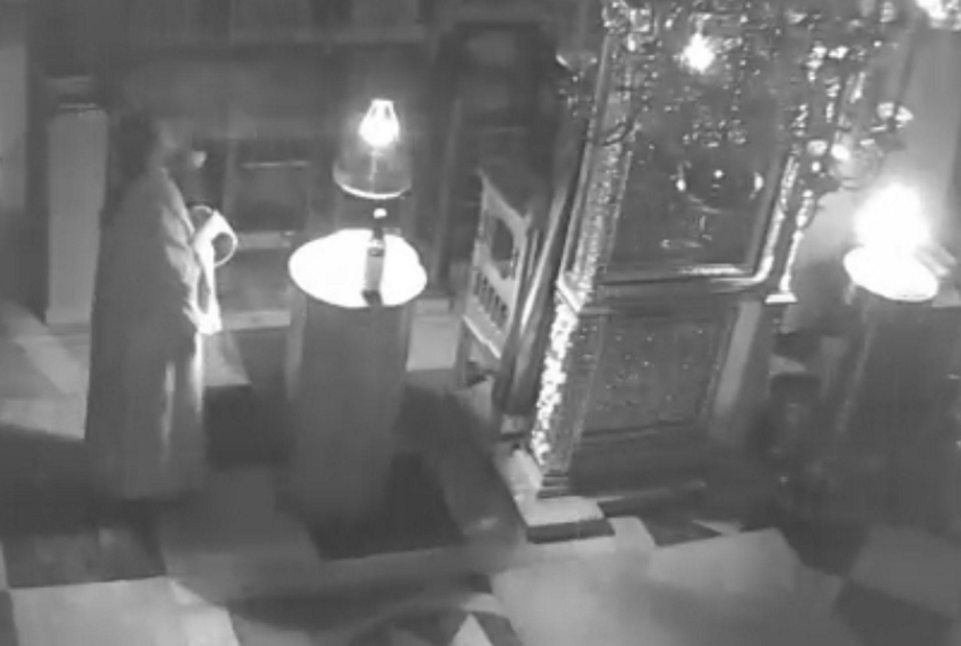 Άγιο Όρος: Ο σεισμός των 5,2 Ρίχτερ και η αντίδραση του μοναχού που προκαλεί εντύπωση! Δείτε το νέο βίντεο