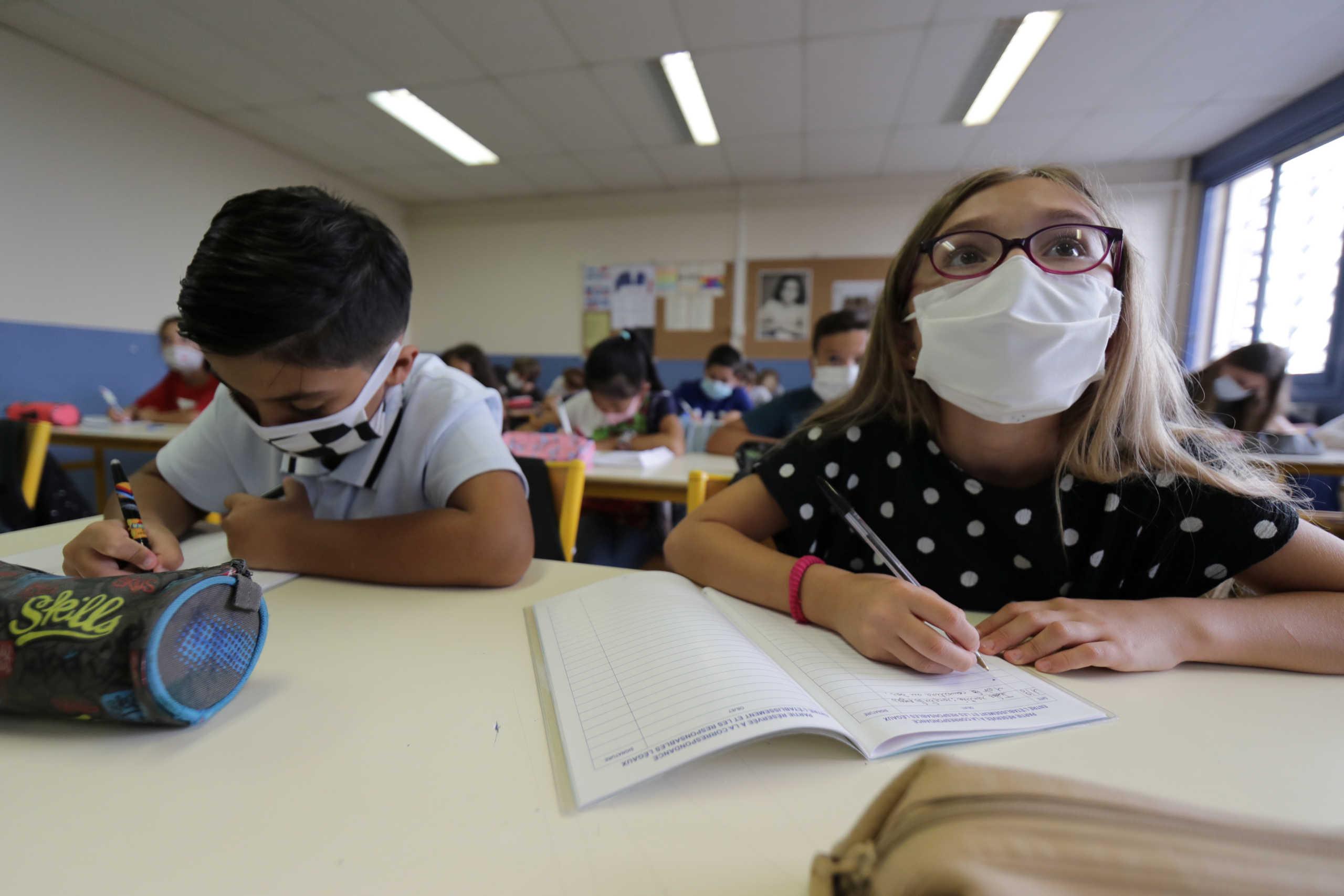 ΗΠΑ: Υποχρεωτική η μάσκα στα σχολεία του Νιου Τζέρσεϊ