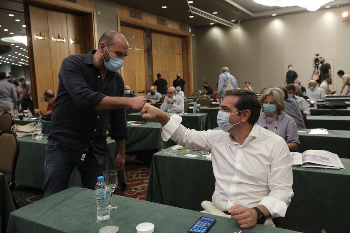 Ο Τζανακόπουλος γραμματέας του ΣΥΡΙΖΑ με… 79%