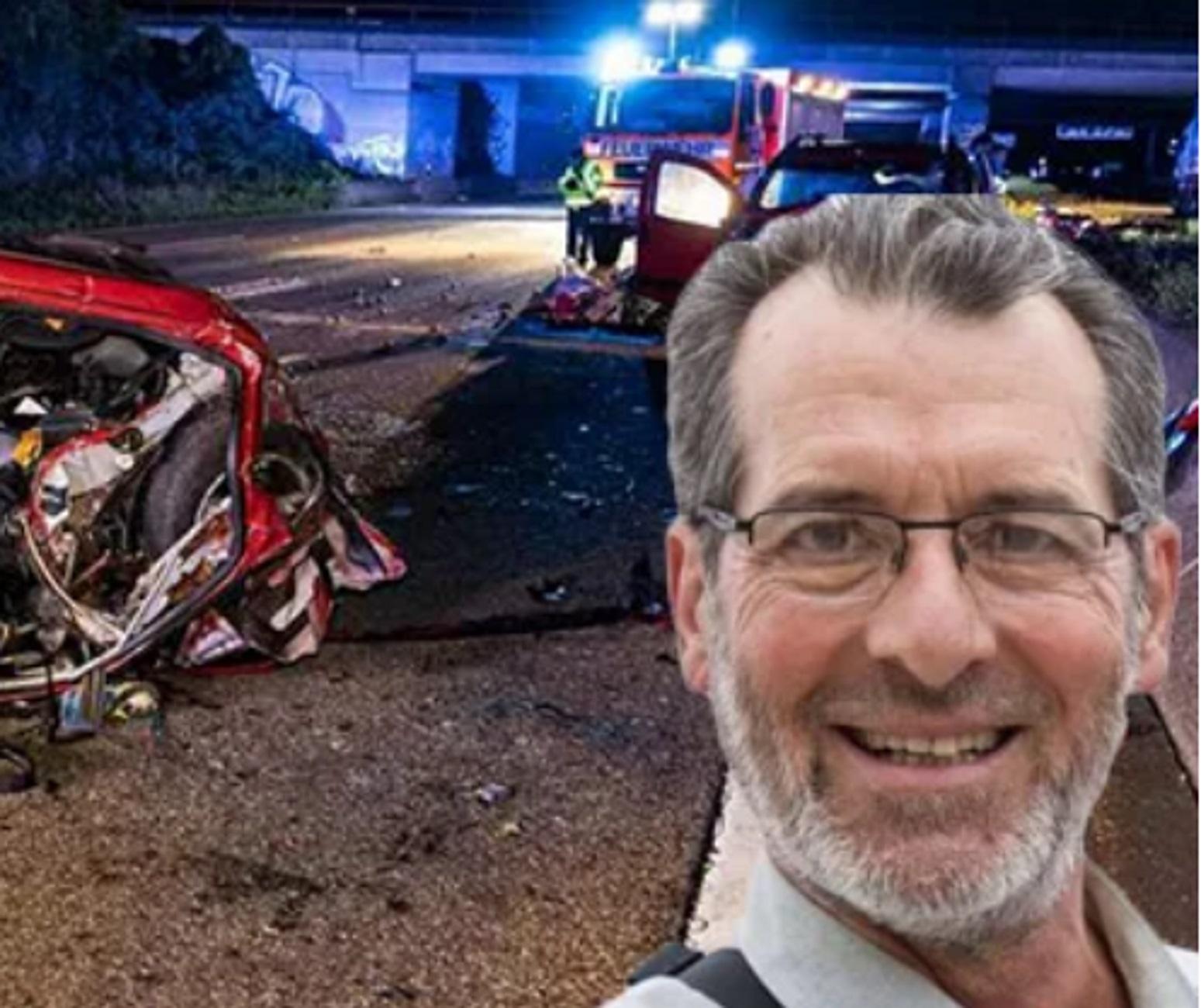 Βόλος: Σκοτώθηκε σε φονική καραμπόλα 6 αυτοκινήτων στη Γερμανία ο Βασίλης Μπαρλάς!