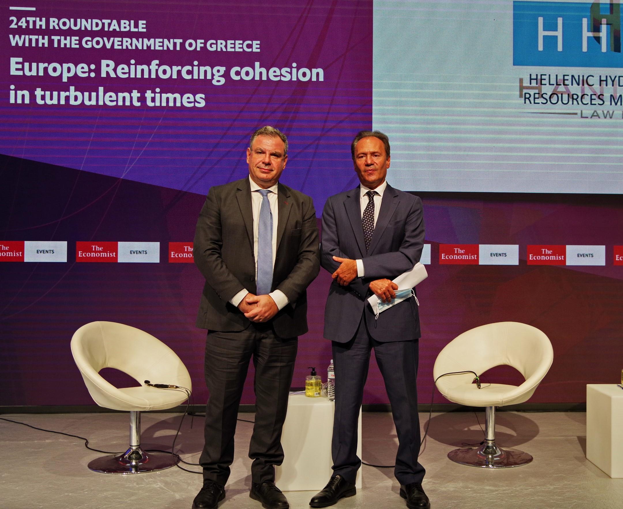 Θ. Τρύφων: «Η ελληνική φαρμακοβιομηχανία μπορεί να επενδύσει 650 εκατ. ευρώ την επόμενη τριετία»