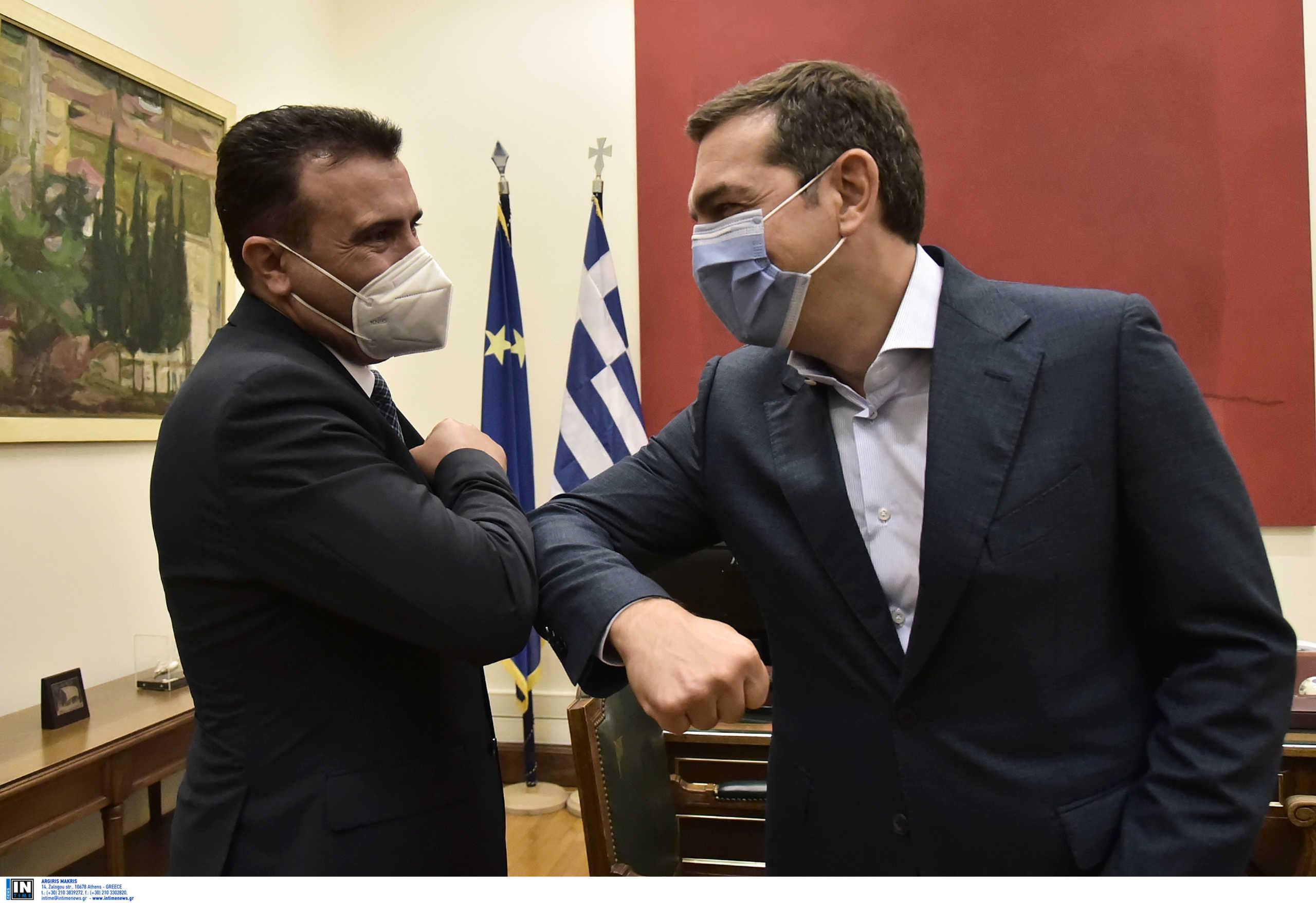 ΣΥΡΙΖΑ: Ποιους έχει στόχο το αίτημα για ονομαστική για τα μνημόνια με τη Βόρεια Μακεδονία