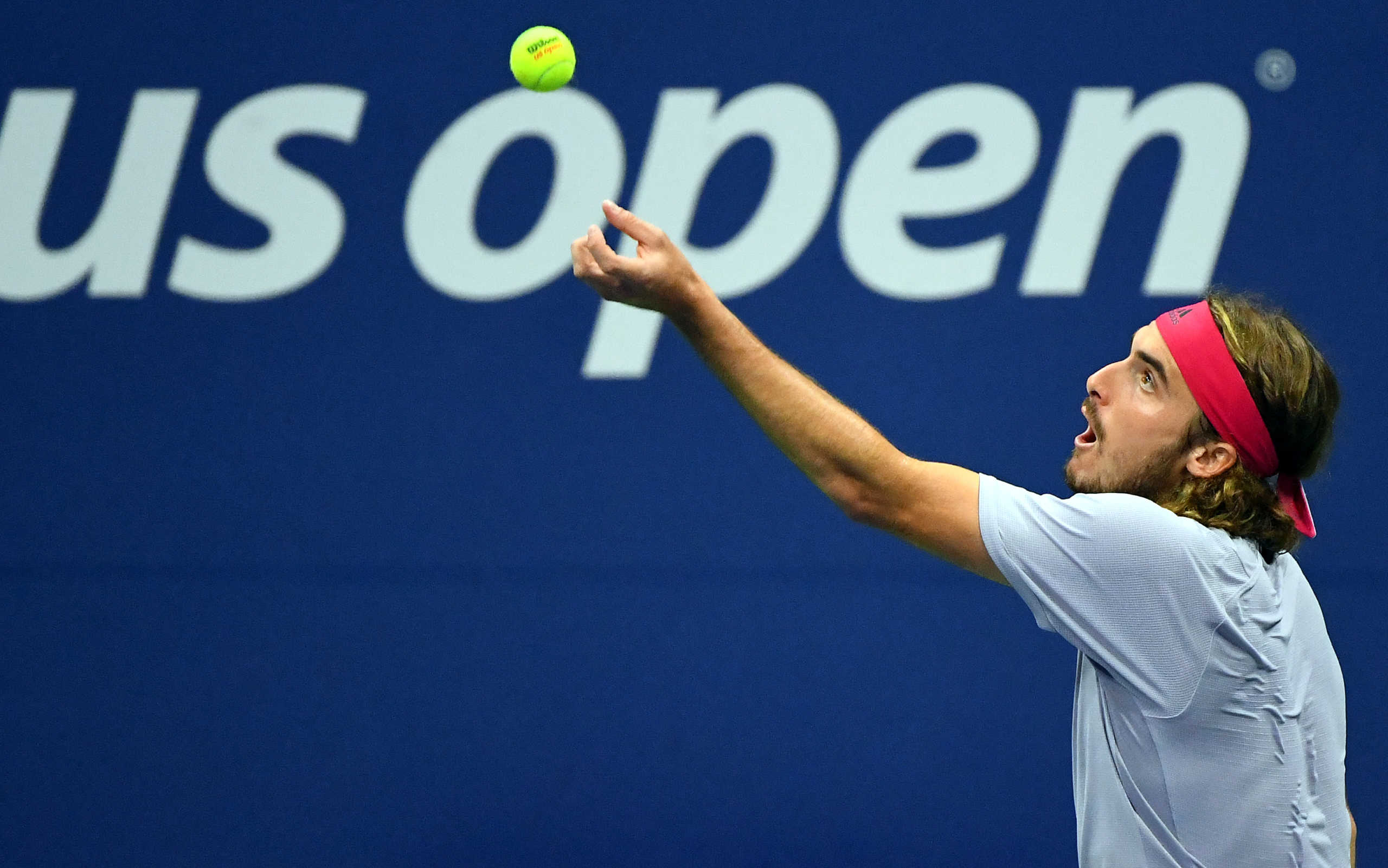 "US Open: Αποκλεισμός ""σοκ"" για Τσιτσιπά με απίστευτο τρόπο (videos)"