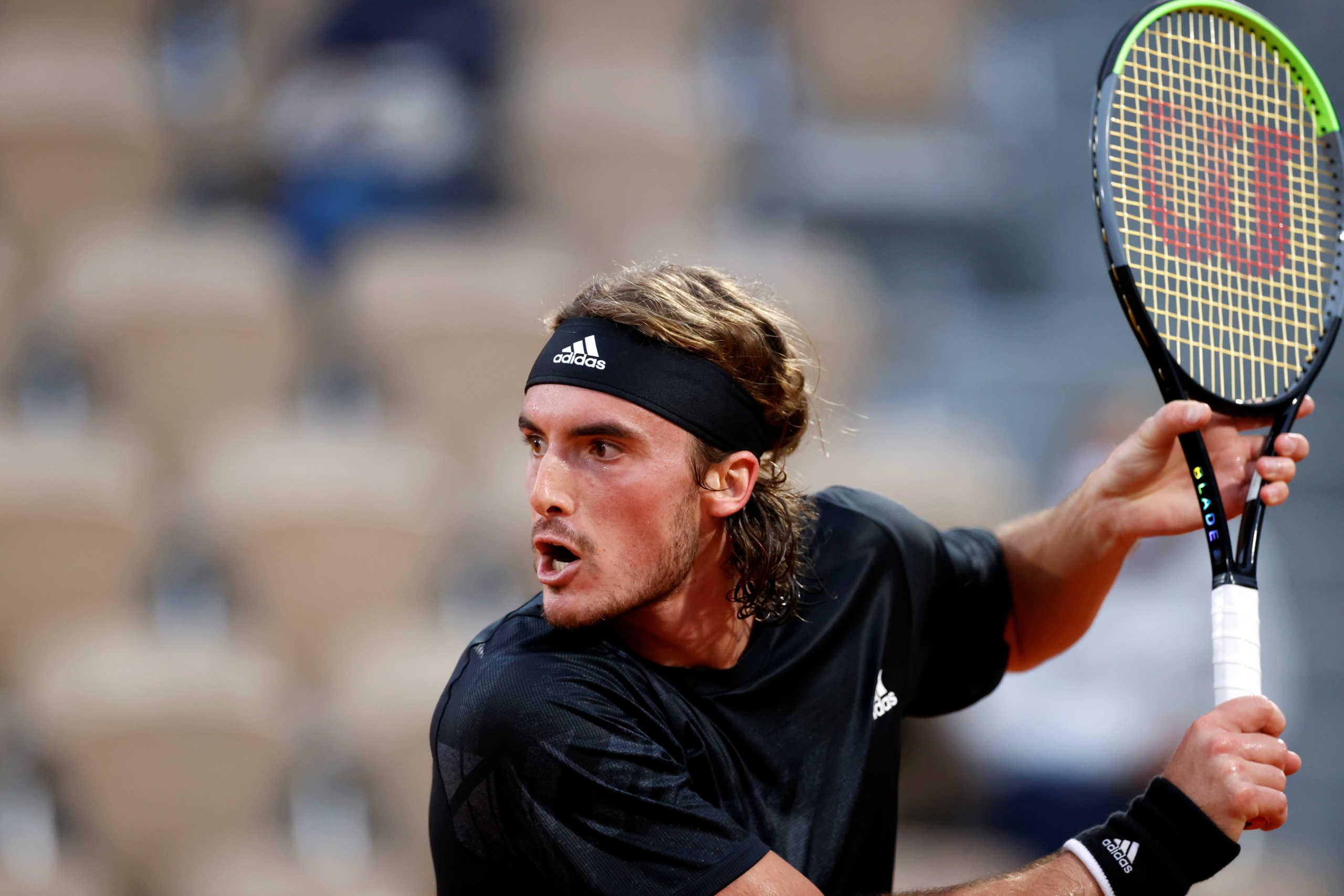 Ντιμιτρόφ – Τσιτσιπάς 0-3 ΤΕΛΙΚΟ: Στα προημιτελικά του Roland Garros ο Στέφανος