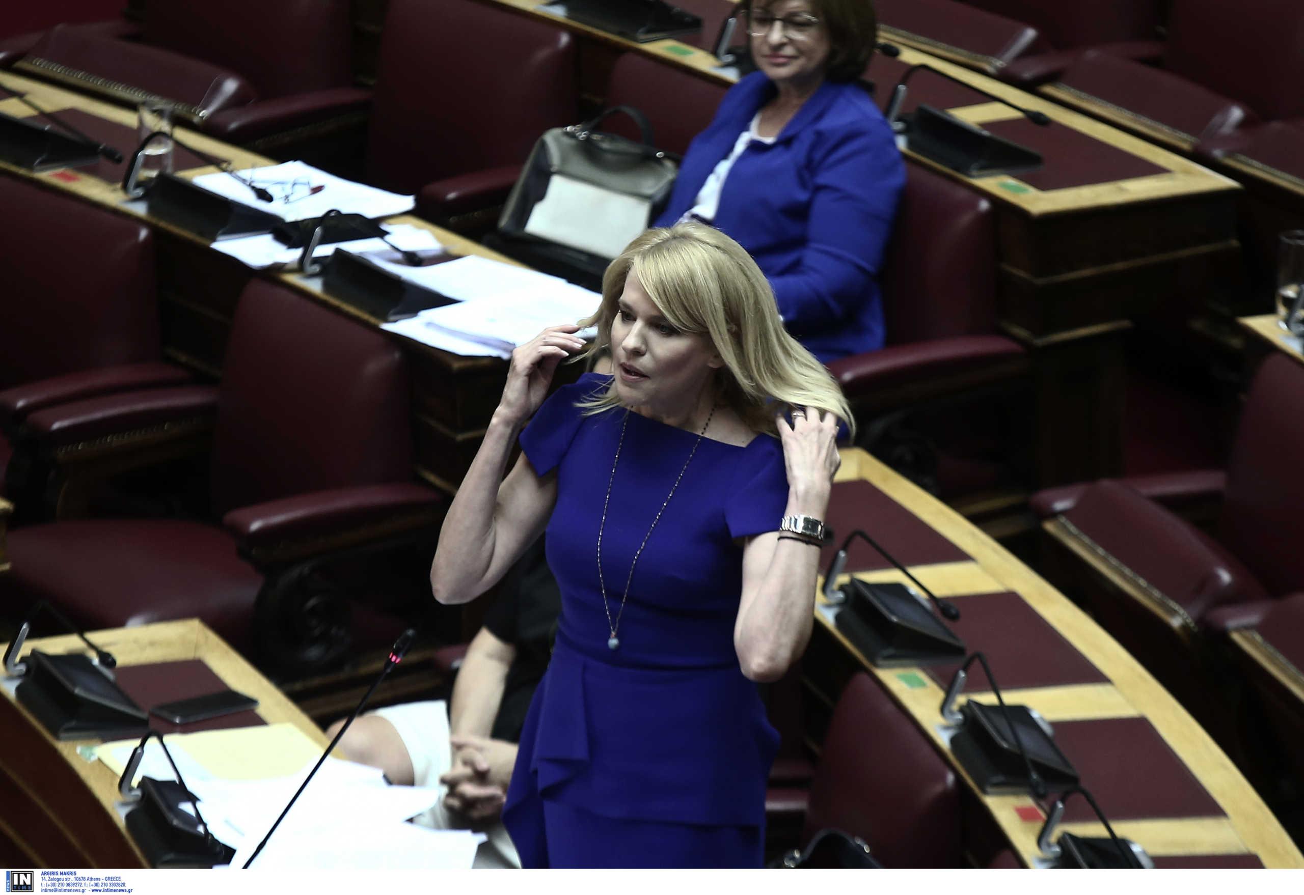 «Τρικυμία» στον ΣΥΡΙΖΑ για τη Τζάκρη: Κλήθηκε σε απολογία με εντολή Τσίπρα
