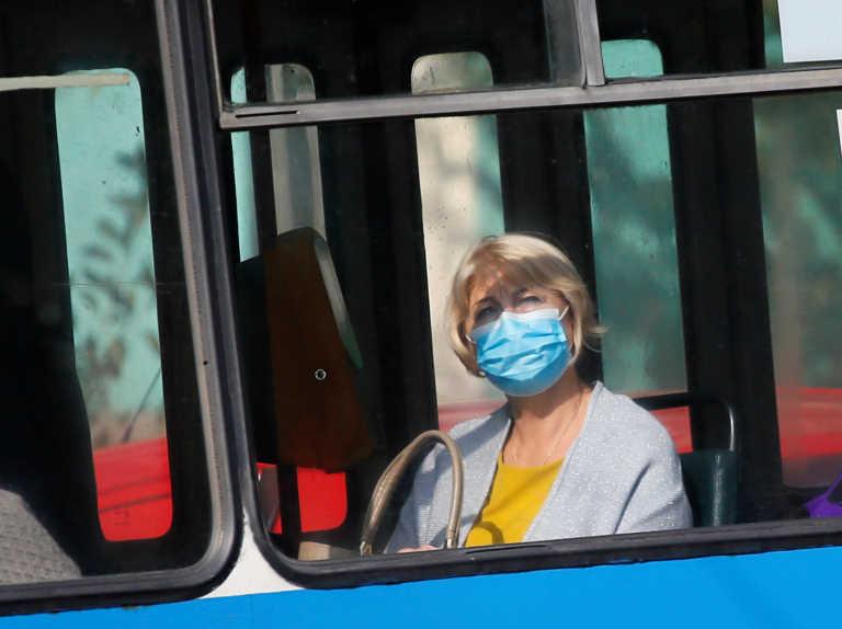 Κορονοϊός: Ρεκόρ κρουσμάτων στην Ουκρανία - 3.833 νέες μολύνσεις σε ένα 24ωρο