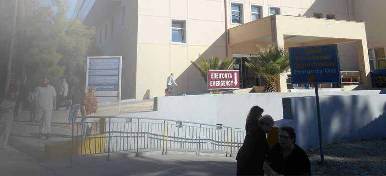Κρήτη: Με αρνητικό τεστ κορονοϊού η είσοδος στο Βενιζέλειο νοσοκομείο