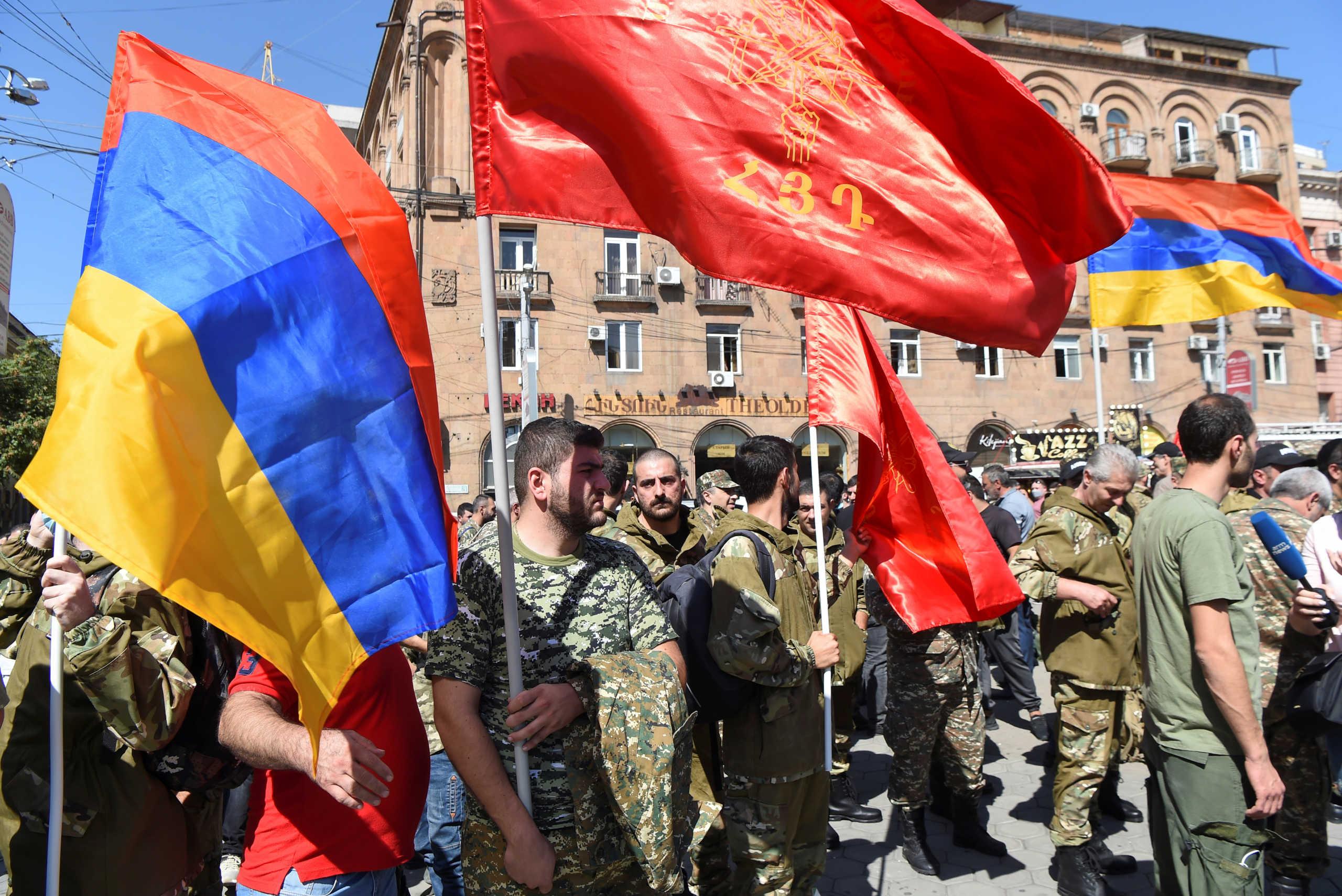 Μαρία Λαζαρέβα στο newsit.gr: «Θα νικήσουμε! Πολλοί Έλληνες της Αρμενίας στο πλευρό μας»