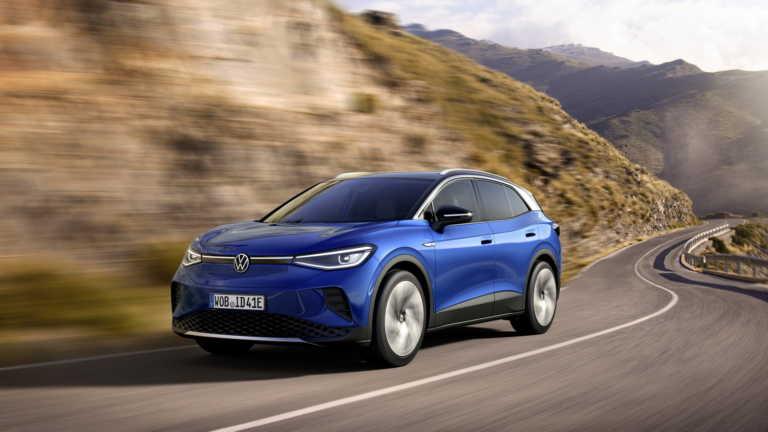 Νέο VW ID.4: Tο πρώτο ηλεκτρικό SUV των Γερμανών! [vid]