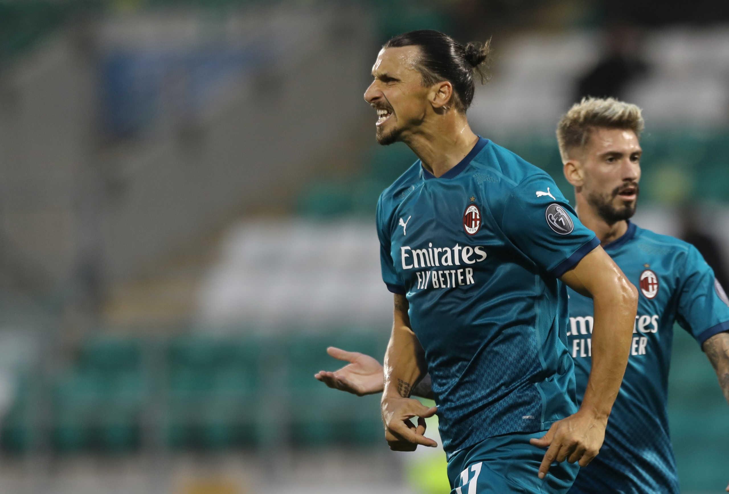 "Serie A: Νικηφόρα πρεμιέρα για τη Μίλαν με ""καυτό"" Ζλάταν (video)"