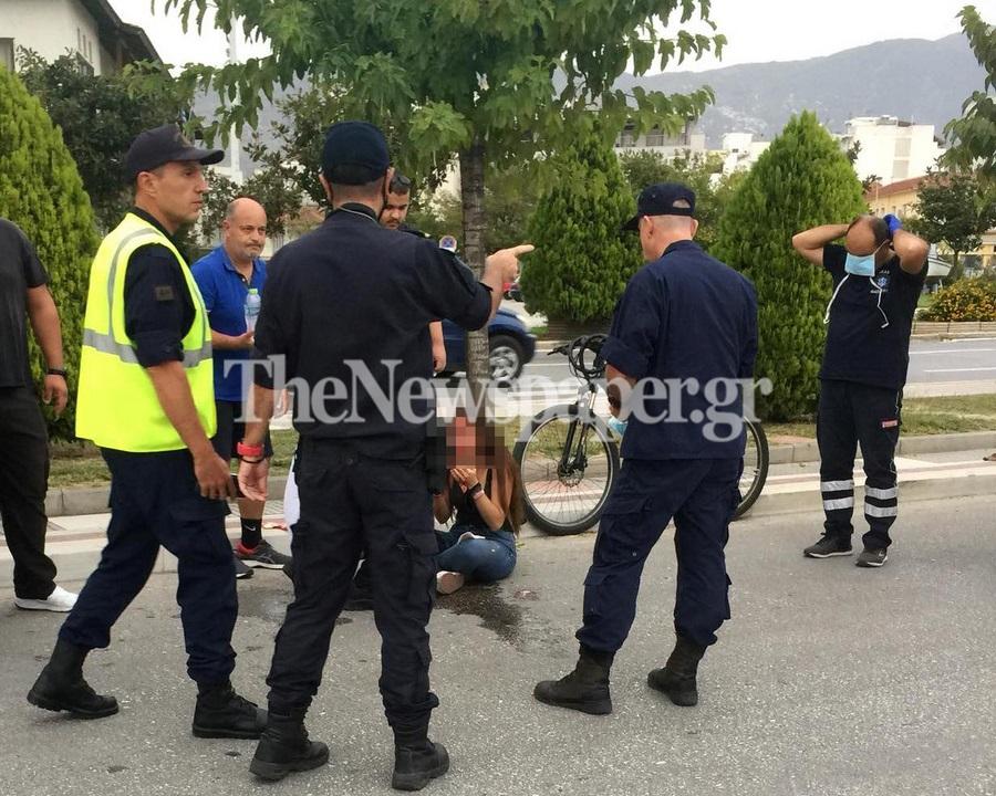 Βόλος: Σκληρές εικόνες μετά από παράσυρση 19χρονης από φορτηγό! Αυτοψία στο σημείο (Φωτό)
