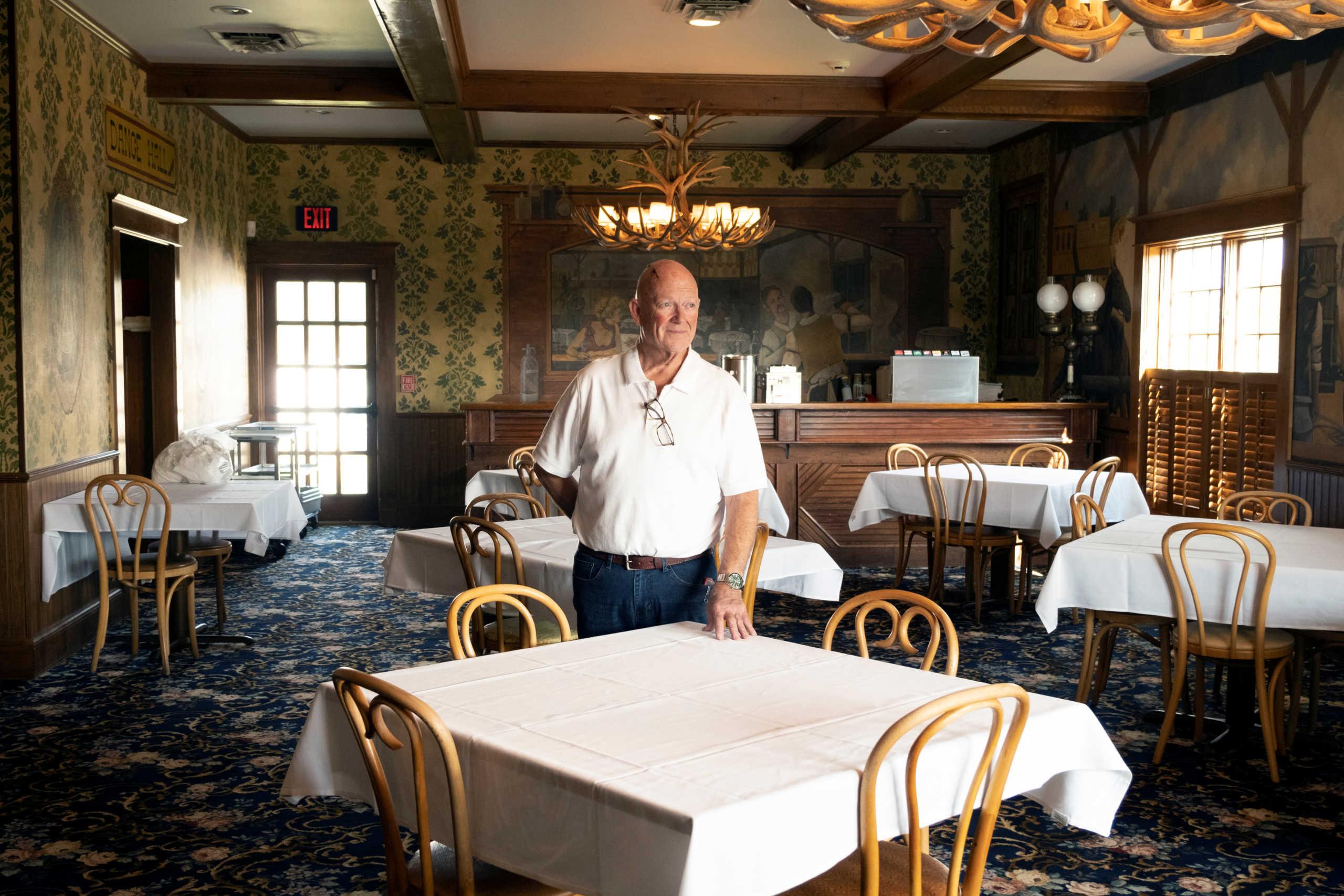 Εστιατόριο 100 ετών γλίτωσε κρίσεις και πολέμους αλλά έκλεισε από τον κορονοϊό