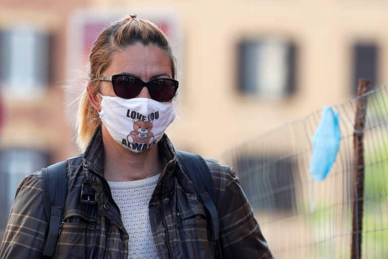 11.705 κρούσματα κορονοϊού και 69 νεκροί σε 24 ώρες στην Ιταλία