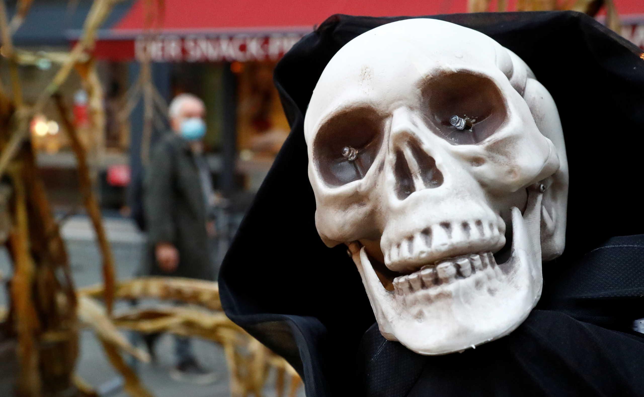 Halloween – Αγγλία: Απαγορεύτηκε στις περιοχές που βρίσκονται στο υψηλότερο επίπεδο lockdown