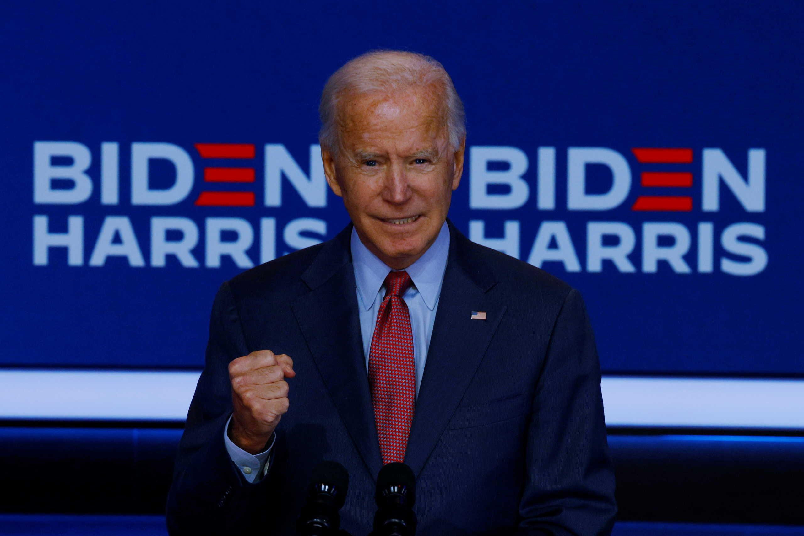 Αμερικανικές εκλογές 2020: Ο  Μπάιντεν ψήφισε στο Ντέλαγουερ – Με Ομπάμα μαζί για 1η φορά σε προεκλογική συγκέντρωση