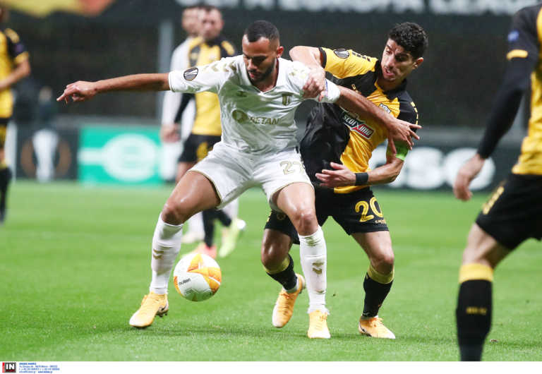Μπράγκα – ΑΕΚ 3-0 ΤΕΛΙΚΟ