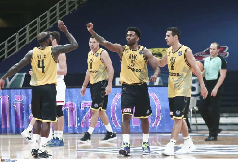 ΑΕΚ: Ορίστηκε ο εξ' αναβολής αγώνας της Ένωσης για το Basketball Champions League (pic)