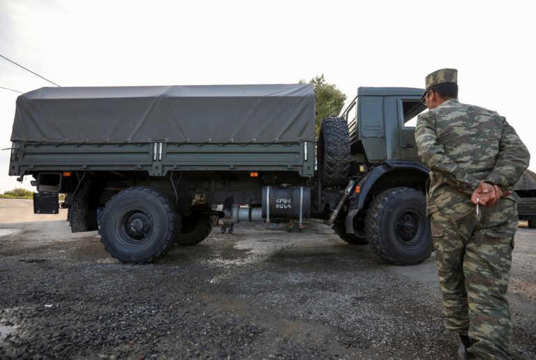 Ρωσία: «Παρακολουθούμε στενά» το θέμα της συμμετοχής ξένων μαχητών στο Ναγκόρνο Καραμπάχ