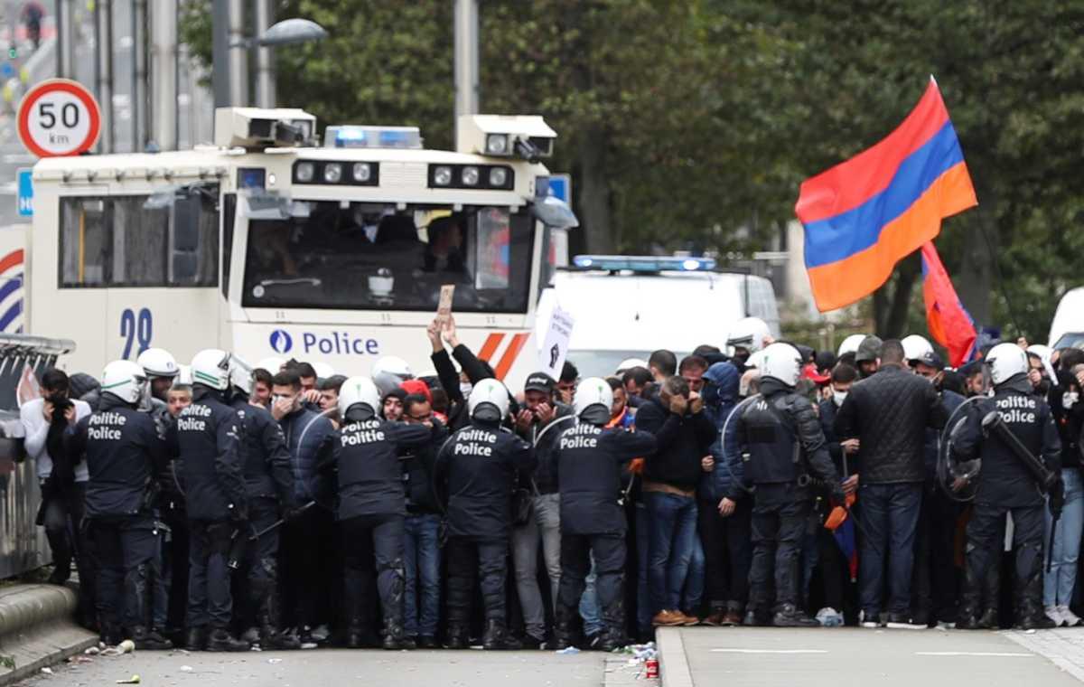 Αρμενία - Ναγκόρνο Καραμπάχ