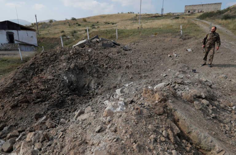 Ναγκόρνο Καραμπάχ: Άλλοι 59 νεκροί από τις σφοδρές συγκρούσεις