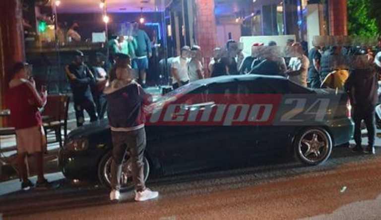 Κορονοϊός: Επιτέθηκαν σε αστυνομικούς που προσπάθησαν να διαλύσουν συνωστισμό σε καφενείο της Πάτρας! (video)