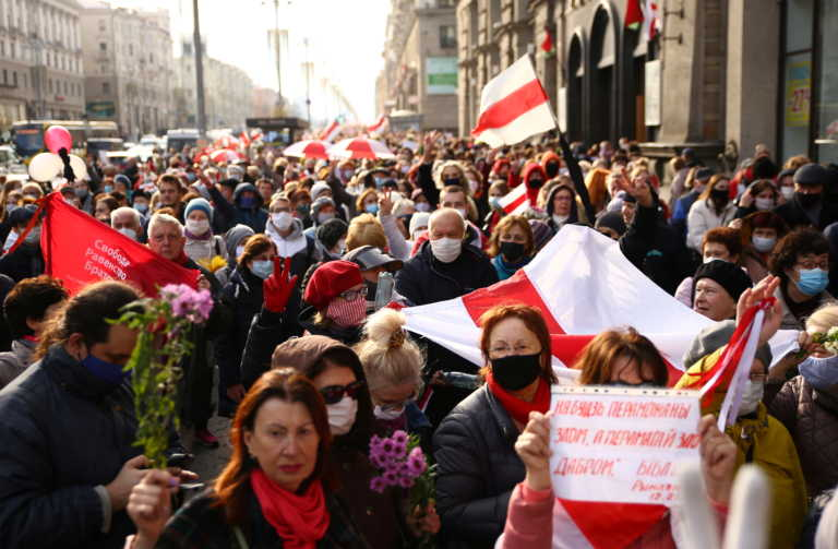 Κορονοϊός: Κλείνει τα χερσαία σύνορα η Λευκορωσία