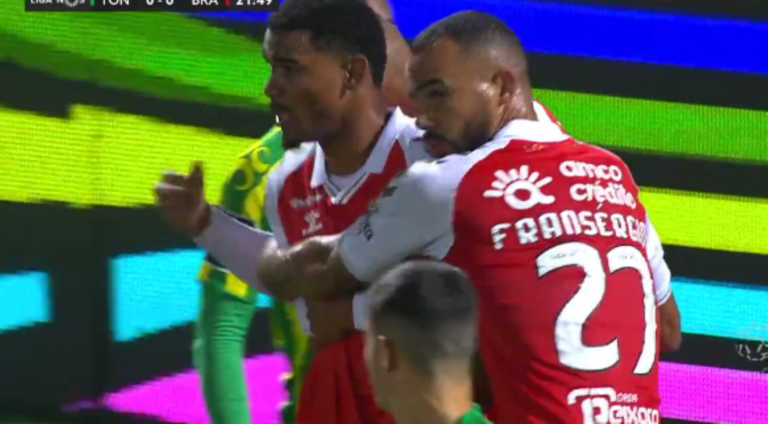 """Μπράγκα: Έριξε """"τεσσάρα"""" η αντίπαλος της ΑΕΚ στο Europa League (video)"""