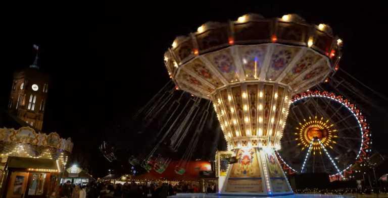 """Ο κορονοϊός """"έφαγε"""" τη διάσημη χριστουγεννιάτικη αγορά """"Ζεντάρμενμαρκτ"""" του Βερολίνου"""